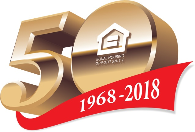 . Celebrating 50th Anniversary Of The Fair Housing Act