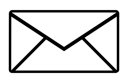 Envelope icon depicting mail complaint filing