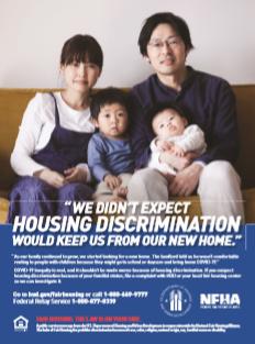 Fair Housing MOnth Poster
