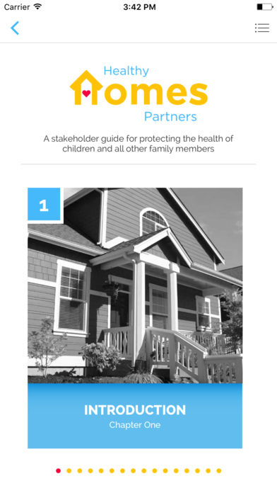Healthy Homes Partners App