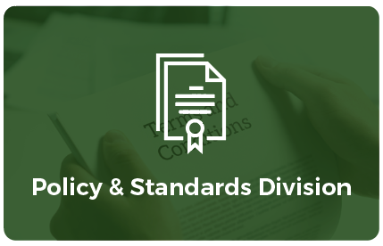 policy and standards graphic