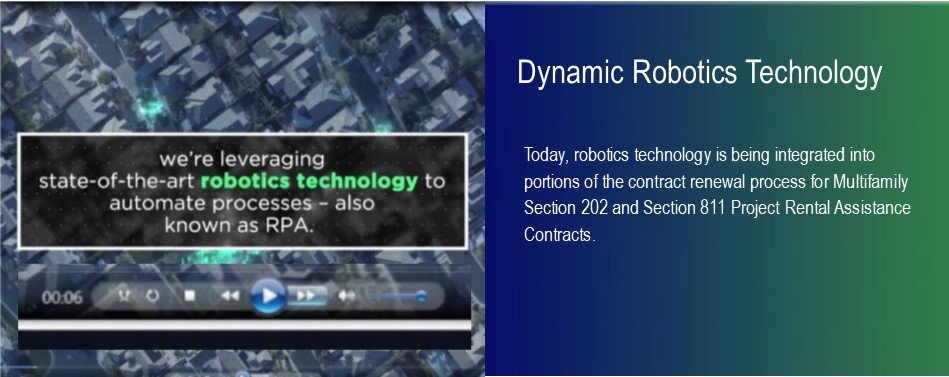 Dynamic Robotics Technology image