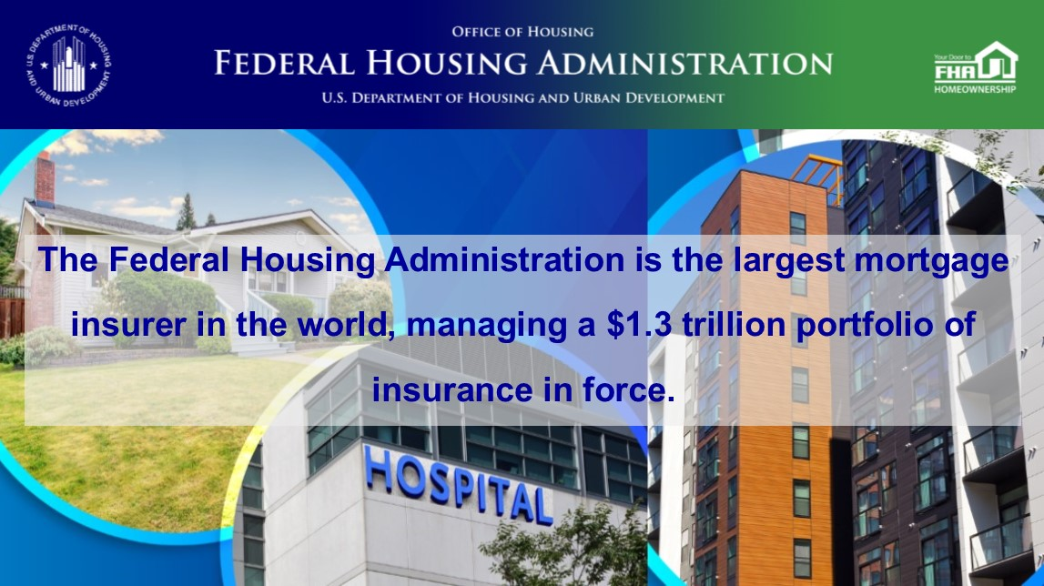 Largest Insurer FHA