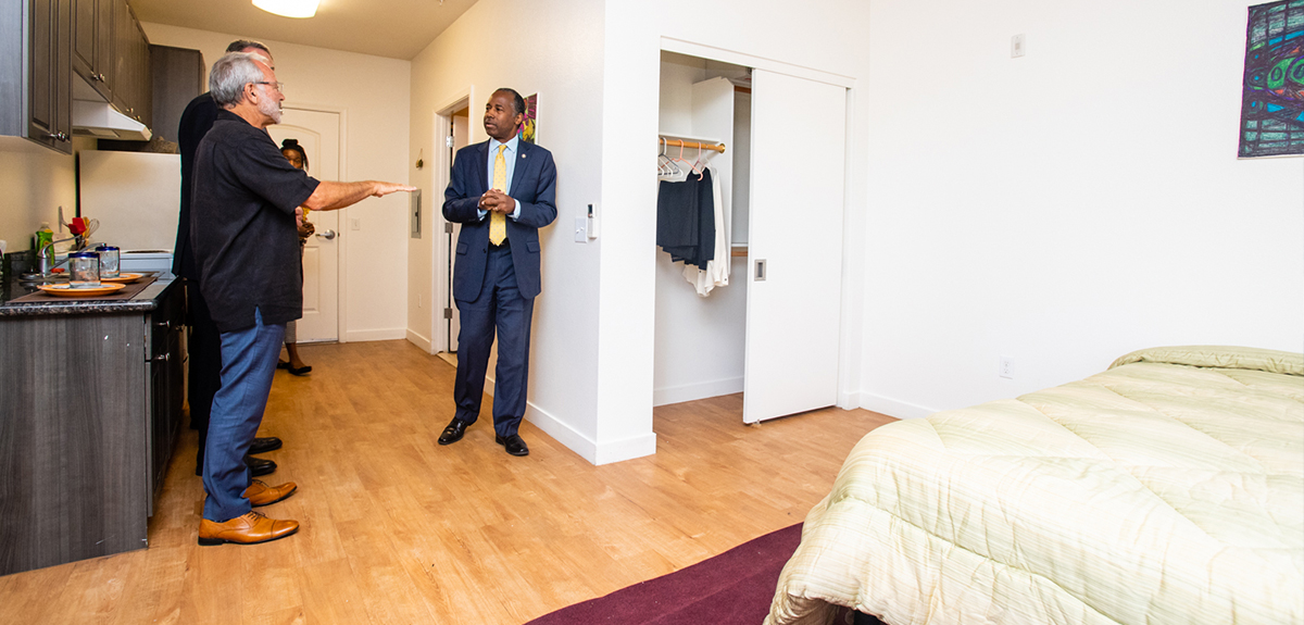 [HUD Awards $4.8 Million to Help Low-Income Veterans Rehabilitate their Homes]. HUD Photo