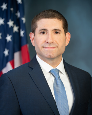 Benjamin (Ben) DeMarzo, Assistant Deputy Secretary for Field Policy and Management