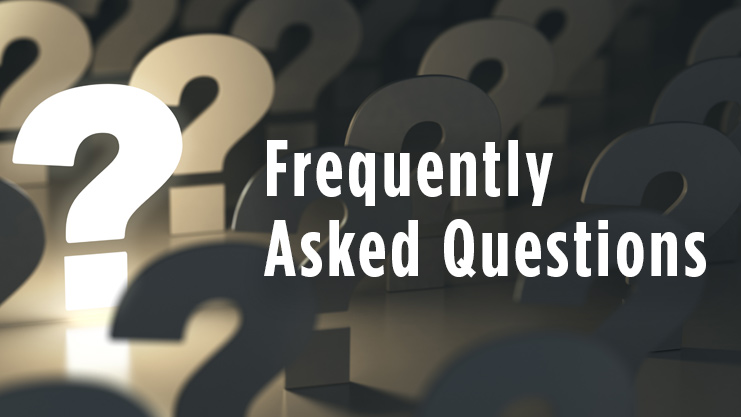 [Frequently Asked Questions].