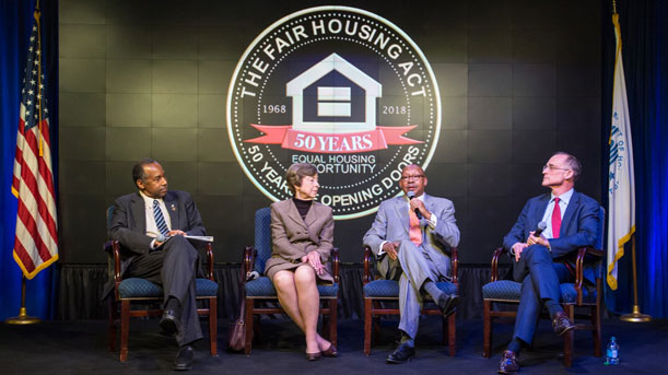 [Celebrating 50 Years of the Fair Housing Act].