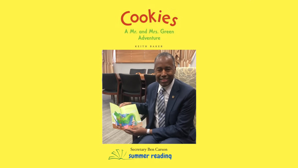 Summer Reading with Secretary Carson, Episode 1