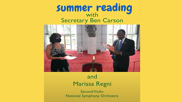 Summer Reading with Secretary Carson, Episode 5