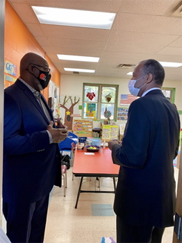 [Secretary Ben Carson tours The Rockford Village EnVision Center in Youngstown, Ohio]