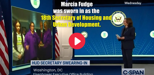 [Watch: HUD at 100 Days of the Biden-Harris Administration]