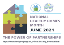 [National Healthy Homes Month: June 2021]