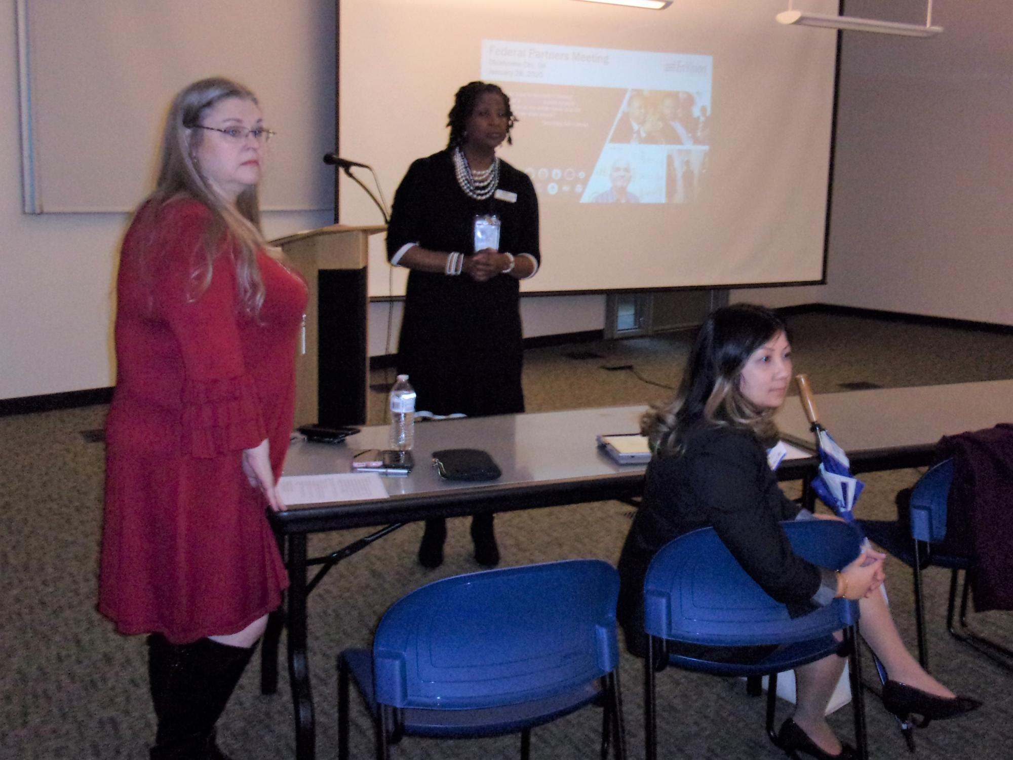 Oklahoma Envision Center Collaboration Michelle Tinnin, Sharon Gordon-Ribeiro and Jill S. Yu