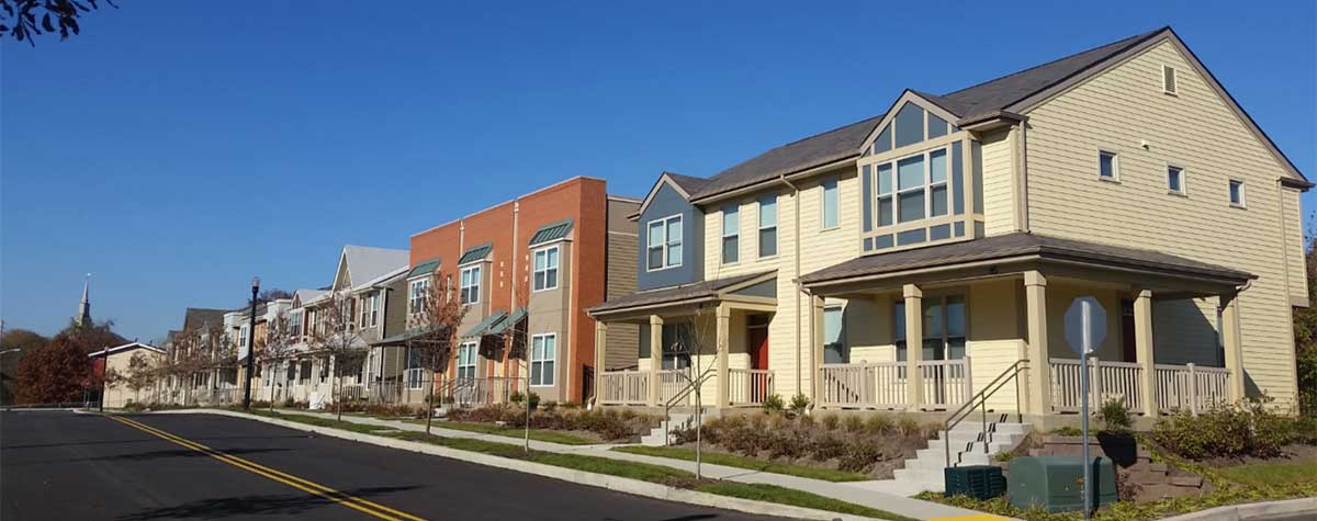 Developing High-Quality Mixed Income Housing. HUD Photo