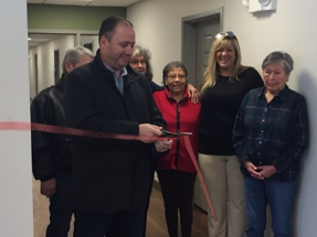Penobscot Ribbon Cutting Ceremony