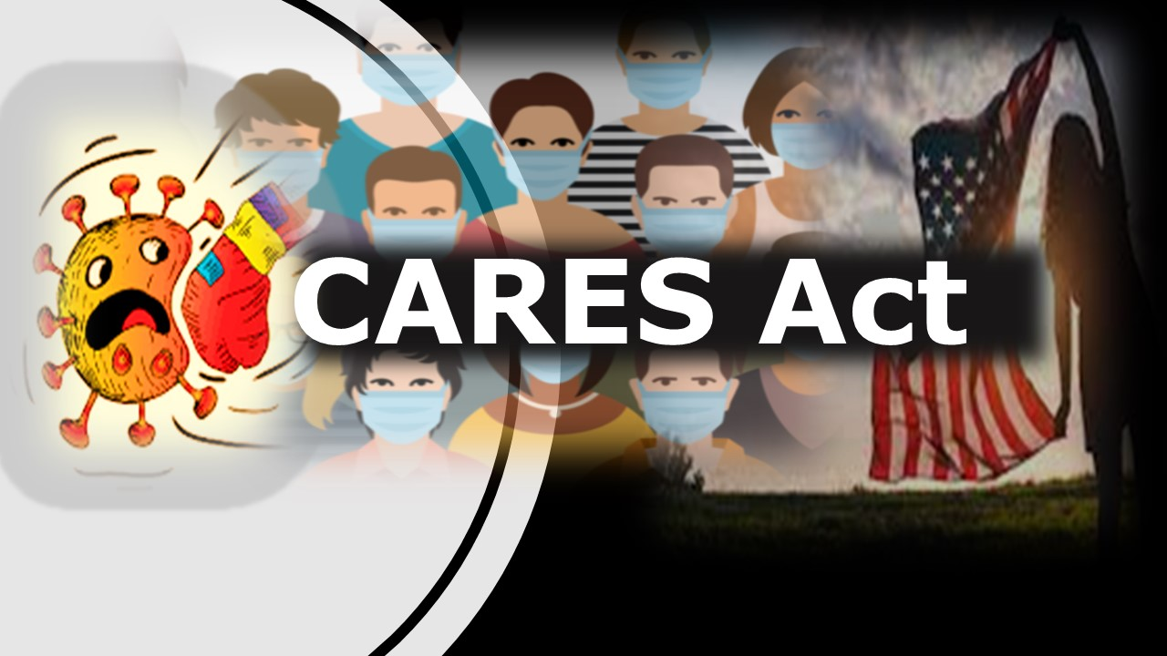 CARES Act PIH Notice 2020-24. HUD Photo