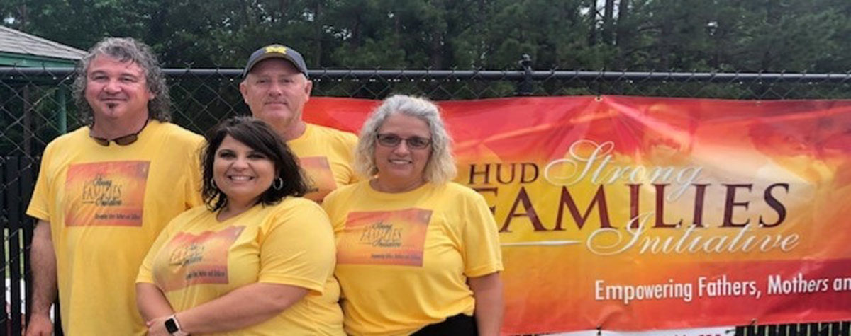 Staff enjoy Family Day, Sulligent, AL.