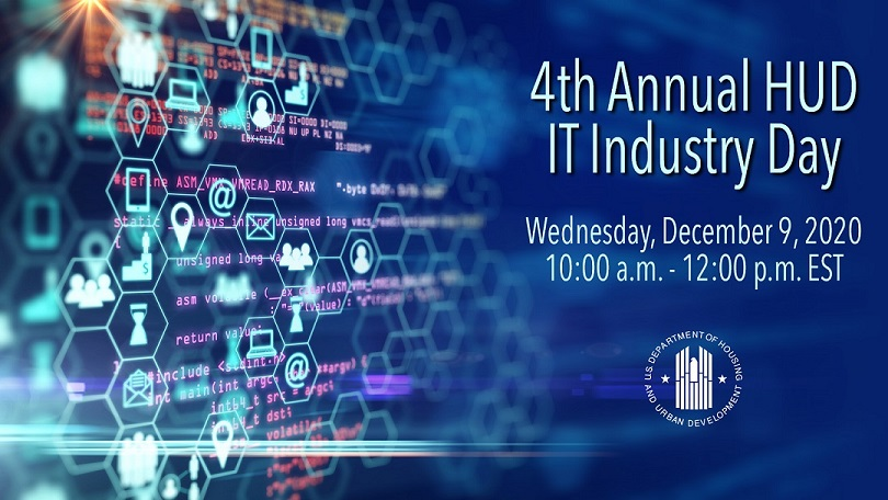 HUD IT Industry Day