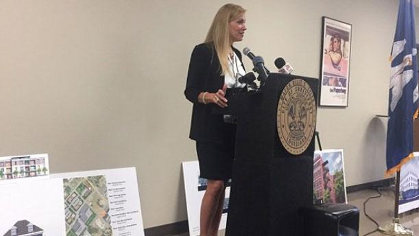 [HUD SW Reg Administrator Beth Van Duyne announces Shreveport's $24.2M Choice Neighborhoods Implementation Grant].