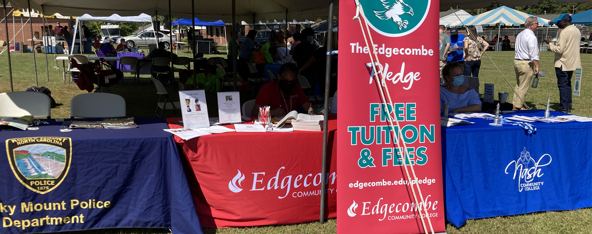 [Fall Festival in Rocky Mount, NC:  Music, Food, Games, COVID-19 Tests and Options to Get the Vaccine ]. HUD Photo