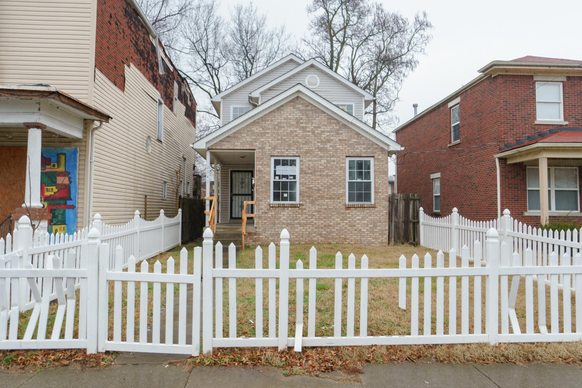 [HUD Home purchased by first-time buyer and sold by real estate agent Debbie Richardson]. HUD Photo