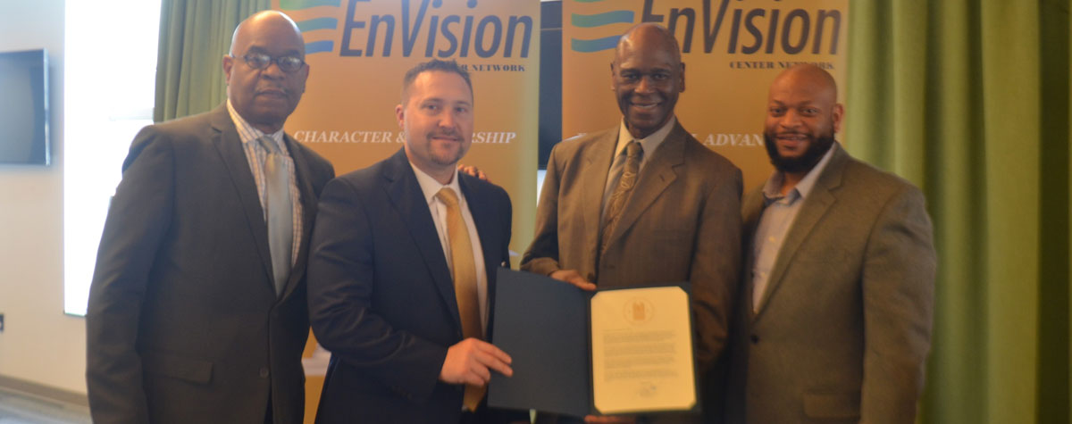 [HUD Designates 3 New EnVision Centers in St. Louis]. HUD Photo