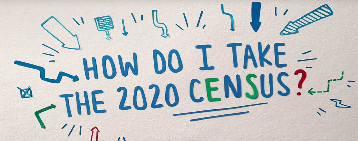[How do I take the 2020 Census Banner] . HUD Photo