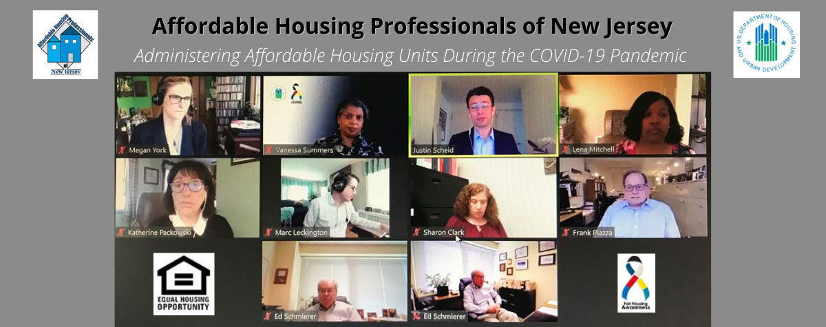 [Affordable Housing Partners Discuss Fair Housing Challenges During COVID-19].