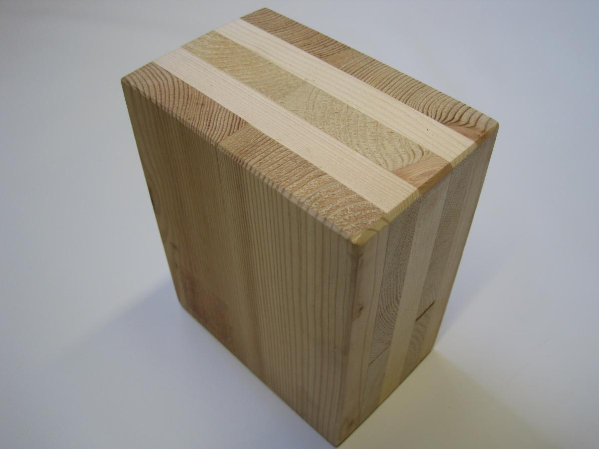 [Woodblock]. HUD Photo