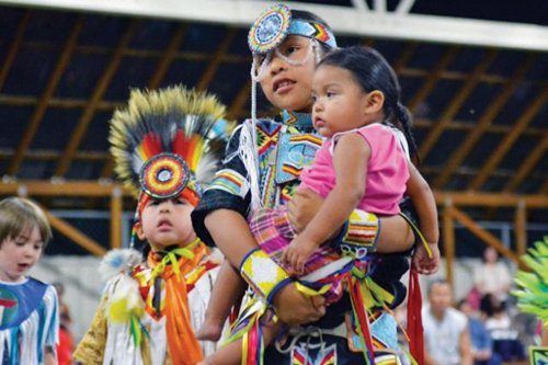 [Native Americans]. HUD Photo