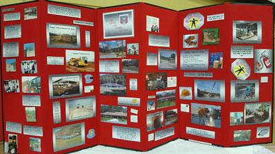 [Jacobs Creek Job Corps project board]. HUD Photo