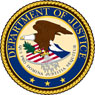 [U.S. Department of Justice Seal]