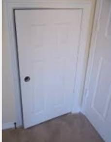 Damaged Surface (Holes/Paint/Rust/Glass)(Doors-Unit). HUD Photo