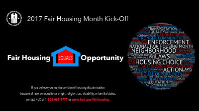 [National Fair Housing month graphic]