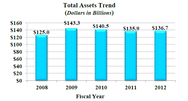 Total Assets Trend