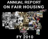2010 Annual Report On Fair Housing