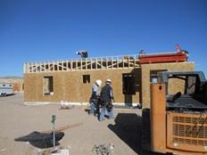 Deer Tail Vista 2014 construction