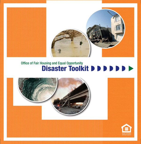 Fair Housing and Equal Opportunity Disaster Toolkit cover