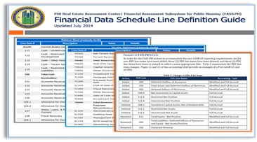 FDS Line Definition Guide (July 2014)