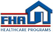 Graphic: FHA Healthcare Logo