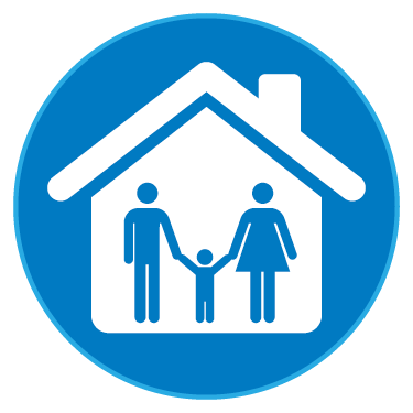 Helping Families logo