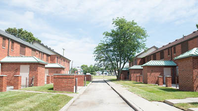 Poindexter Village in Columbus, Ohio