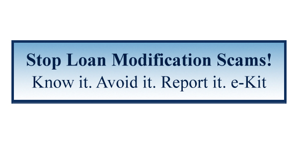 stop loan modifications scams ekit