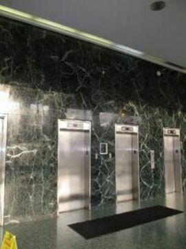 Elevator system at property.