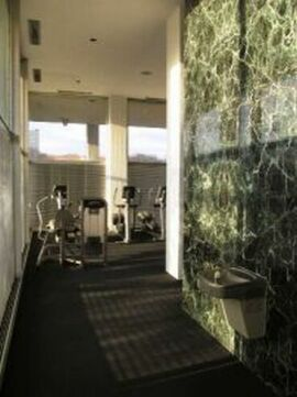 Fitness center at site.