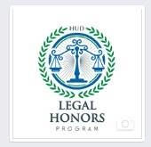 HUD Legal Honors Logo