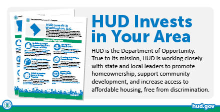 [Image of HUD's housing highlights]