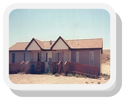 Northern Arapaho Tribal Housing