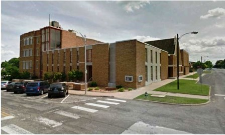 Main Street Building: Bartlesville, OK Methodist Redevelopment Project