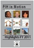 PIH in Motion Front Cover